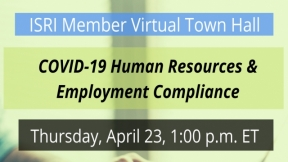 ISRI Virtual Town Hall: COVID-19 HR and Employment Compliance