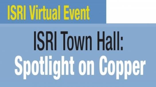 ISRI Virtual Event: Spotlight on Copper