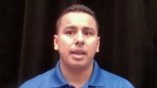 ISRI EHS Testimonial: Felipe Guerra