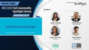 Fall 2020 Nickel/Stainless Spotlight Sponsored by SciAps