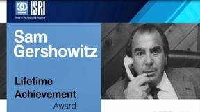 ISRI Lifetime Achievement Award: Sam Gershowitz