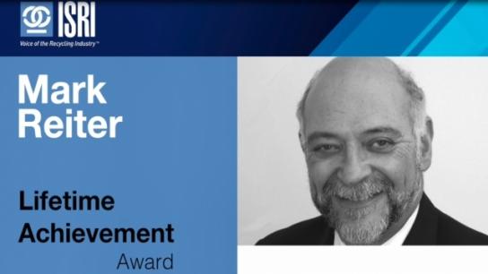 ISRI 2020 Lifetime Achievement Award: Mark Reiter