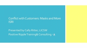 ISRI Virtual Event: Conflict with Customers: COVID, Masks, and More