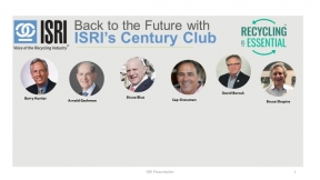 ISRI Virtual Event: Back to the Future with ISRI Century Club