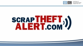 Getting the Most Out of the Scrap Theft Alert System