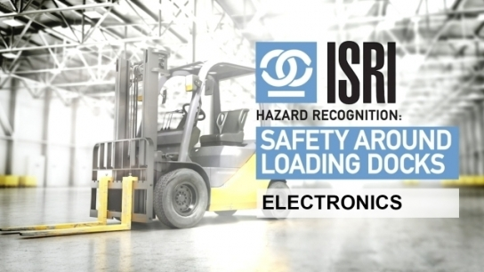 Hazard Recognition around Loading Dock Areas: Electronics