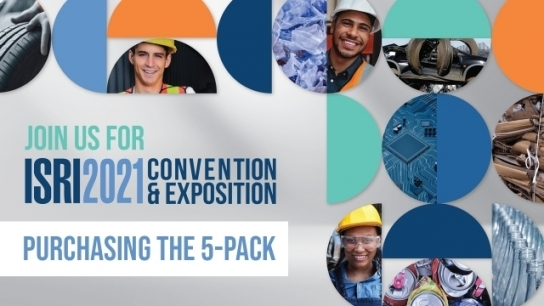ISRI2021: Purchasing the Registration 5-Pack