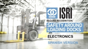 Hazard Recognition around Loading Dock Areas: Electronics (Spanish)