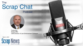 Scrap Chat: Importance of Law Enforcement Outreach