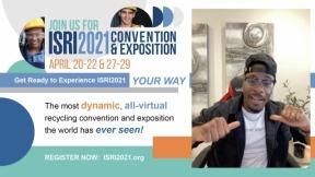 Kel Mitchell talks about ISRI2021