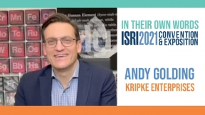 ISRI2021 - Andy Golding