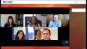 ISRI2021: Navigating a Virtual Session