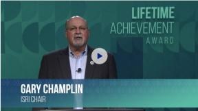 2021 ISRI Lifetime Achievement Award Presentation