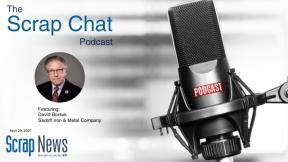 Scrap Chat: Get to Know Lifetime Achievement Award Honoree David Borsuk