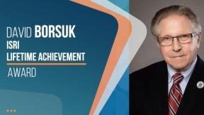 Lifetime Achievement Award - David Borsuk