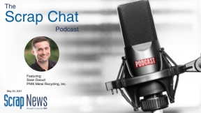 Scrap Chat: Virtual Fly-In Addressing Shipping and Container Issues