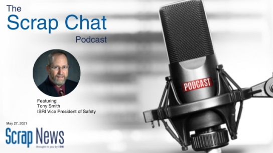 Scrap Chat: Planning for Safety Stand-Down Day