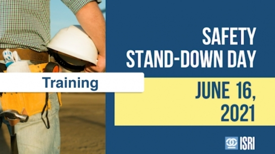 Safety Stand-Down Day - Training