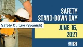 Safety Stand-Down Day - Safety Culture (Spanish)