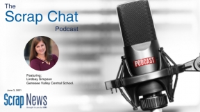 Scrap Chat: Educating & Engaging Youth on the Science Behind Recycling