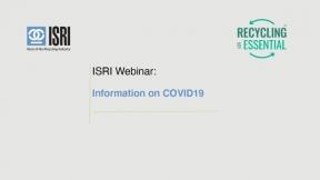 COVID 19 Informational Webinar