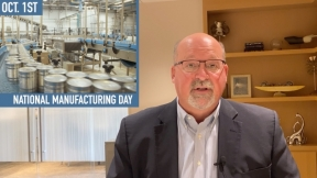 Chair's Message: Recycling's Role in Manufacturing