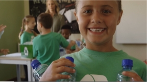 Youth Engagement: Incorporating Recycling in STEM Education