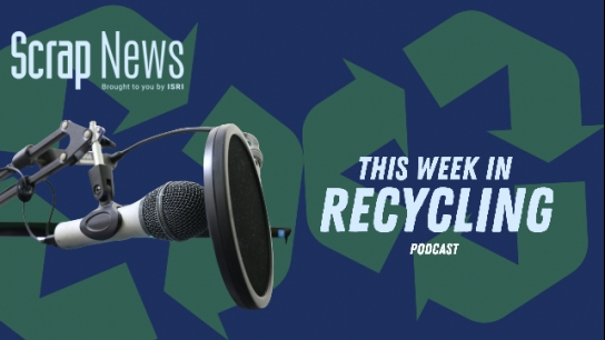 This Week in Recycling: Start Me Up!