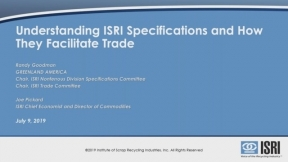 Understanding Specifications and How They Facilitate Trade