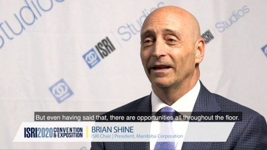 Why Attend the ISRI Convention & Exhibition - Brian Shine