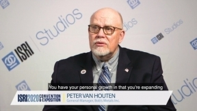 Why Attend the ISRI Convention & Exhibition - Peter Van Houten