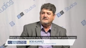 Why Attend the ISRI Convention & Exhibition - Bob Alvarez