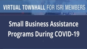 ISRI Virtual Town Hall: Small Business Assistance Programs During COVID-19 Pandemic